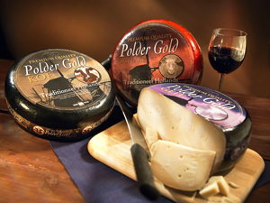 Polder cheeses